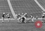 Image of college lacrosse game College Park Maryland USA, 1955, second 56 stock footage video 65675052568
