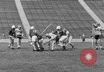 Image of college lacrosse game College Park Maryland USA, 1955, second 57 stock footage video 65675052568