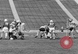 Image of college lacrosse game College Park Maryland USA, 1955, second 58 stock footage video 65675052568