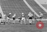 Image of college lacrosse game College Park Maryland USA, 1955, second 59 stock footage video 65675052568