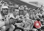 Image of college lacrosse game College Park Maryland USA, 1955, second 60 stock footage video 65675052568