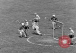 Image of college lacrosse game College Park Maryland USA, 1955, second 61 stock footage video 65675052568