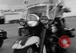 Image of Oakland Motorcycle Drill Team Oakland California USA, 1955, second 15 stock footage video 65675052569