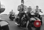 Image of Oakland Motorcycle Drill Team Oakland California USA, 1955, second 35 stock footage video 65675052569