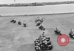 Image of Oakland Motorcycle Drill Team Oakland California USA, 1955, second 38 stock footage video 65675052569