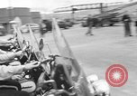 Image of Oakland Motorcycle Drill Team Oakland California USA, 1955, second 45 stock footage video 65675052569