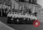 Image of Statue of Liberty New York City USA, 1918, second 42 stock footage video 65675052573