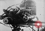 Image of C-class airship over Manhattan New York City USA, 1918, second 26 stock footage video 65675052578