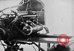 Image of C-class airship over Manhattan New York City USA, 1918, second 29 stock footage video 65675052578
