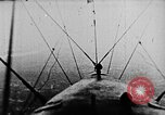 Image of C-class airship over Manhattan New York City USA, 1918, second 45 stock footage video 65675052578