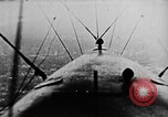 Image of C-class airship over Manhattan New York City USA, 1918, second 47 stock footage video 65675052578