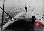 Image of C-class airship over Manhattan New York City USA, 1918, second 48 stock footage video 65675052578