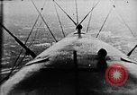 Image of C-class airship over Manhattan New York City USA, 1918, second 49 stock footage video 65675052578