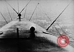 Image of C-class airship over Manhattan New York City USA, 1918, second 51 stock footage video 65675052578