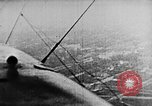 Image of C-class airship over Manhattan New York City USA, 1918, second 53 stock footage video 65675052578
