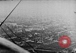 Image of C-class airship over Manhattan New York City USA, 1918, second 55 stock footage video 65675052578