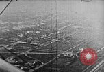 Image of C-class airship over Manhattan New York City USA, 1918, second 56 stock footage video 65675052578