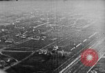 Image of C-class airship over Manhattan New York City USA, 1918, second 57 stock footage video 65675052578