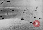 Image of C-class airship over Manhattan New York City USA, 1918, second 62 stock footage video 65675052578