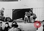 Image of Parachutist jumps from airship New York United States USA, 1918, second 57 stock footage video 65675052580