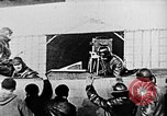 Image of Parachutist jumps from airship New York United States USA, 1918, second 62 stock footage video 65675052580