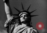 Image of Statue of Liberty New York United States USA, 1968, second 48 stock footage video 65675052588