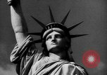 Image of Statue of Liberty New York United States USA, 1968, second 50 stock footage video 65675052588