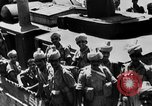 Image of British Eighth Army soldiers El Alamein Egypt, 1942, second 13 stock footage video 65675052594