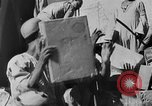 Image of British Eighth Army soldiers El Alamein Egypt, 1942, second 19 stock footage video 65675052594