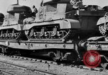 Image of British Eighth Army soldiers El Alamein Egypt, 1942, second 27 stock footage video 65675052594
