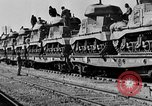 Image of British Eighth Army soldiers El Alamein Egypt, 1942, second 30 stock footage video 65675052594