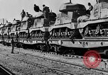 Image of British Eighth Army soldiers El Alamein Egypt, 1942, second 31 stock footage video 65675052594
