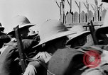 Image of British Eighth Army soldiers El Alamein Egypt, 1942, second 32 stock footage video 65675052594