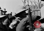 Image of British Eighth Army soldiers El Alamein Egypt, 1942, second 33 stock footage video 65675052594