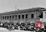 Image of British Eighth Army soldiers El Alamein Egypt, 1942, second 38 stock footage video 65675052594