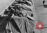 Image of British Eighth Army soldiers El Alamein Egypt, 1942, second 47 stock footage video 65675052594