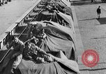 Image of British Eighth Army soldiers El Alamein Egypt, 1942, second 48 stock footage video 65675052594