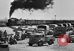 Image of British Eighth Army soldiers El Alamein Egypt, 1942, second 57 stock footage video 65675052594