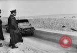 Image of General Bernard Montgomery El Alamein Egypt, 1944, second 20 stock footage video 65675052601