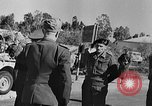 Image of British Eighth Army troops Tripoli Libya, 1944, second 15 stock footage video 65675052604