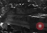 Image of British Eighth Army troops Tripoli Libya, 1944, second 42 stock footage video 65675052604