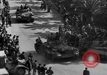 Image of British Eighth Army troops Tripoli Libya, 1944, second 54 stock footage video 65675052604