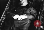 Image of Lenin lying in state Moscow Russia Soviet Union, 1924, second 9 stock footage video 65675052606