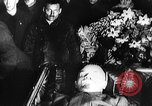 Image of Lenin lying in state Moscow Russia Soviet Union, 1924, second 10 stock footage video 65675052606
