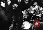 Image of Lenin lying in state Moscow Russia Soviet Union, 1924, second 11 stock footage video 65675052606