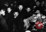 Image of Lenin lying in state Moscow Russia Soviet Union, 1924, second 13 stock footage video 65675052606