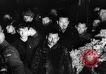 Image of Lenin lying in state Moscow Russia Soviet Union, 1924, second 17 stock footage video 65675052606