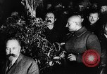 Image of Lenin lying in state Moscow Russia Soviet Union, 1924, second 25 stock footage video 65675052606