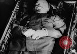 Image of Lenin lying in state Moscow Russia Soviet Union, 1924, second 43 stock footage video 65675052606