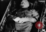 Image of Lenin lying in state Moscow Russia Soviet Union, 1924, second 53 stock footage video 65675052606